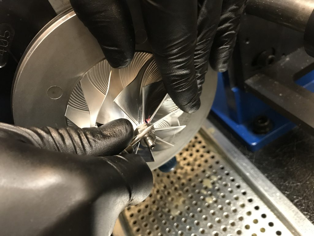 Renovering af turbo